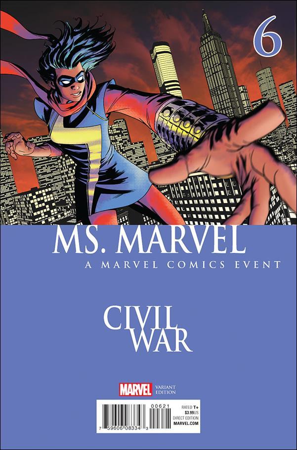 Ms. Marvel (2016) 6-B