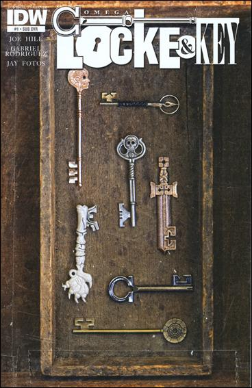 Locke & Key: Omega 1-C by IDW