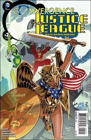 Convergence Justice League International 2-A