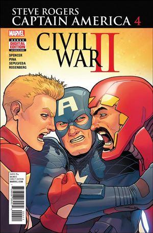 Captain America: Steve Rogers 4-A