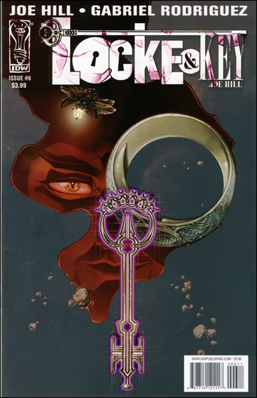 Locke & Key 6-A by IDW