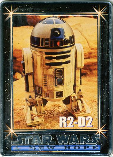Star Wars: A New Hope (Base Set) 6-A by Metallic Images