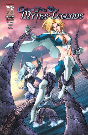 Grimm Fairy Tales Myths & Legends 10-A by Zenescope Entertainment