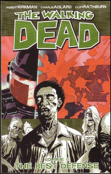 Walking Dead 5-B by Skybound Entertainment