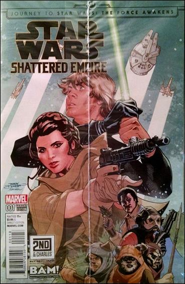 Journey To Star Wars The Force 1 G Nov 2015 Comic Book By Marvel