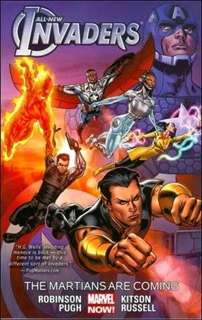 All-New Invaders  3-A