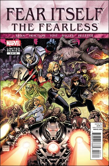 Fear Itself: The Fearless 3-A by Marvel