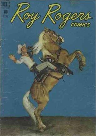 Roy Rogers Comics 21-A