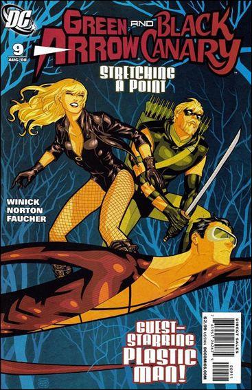 Green Arrow/Black Canary 9-A by DC