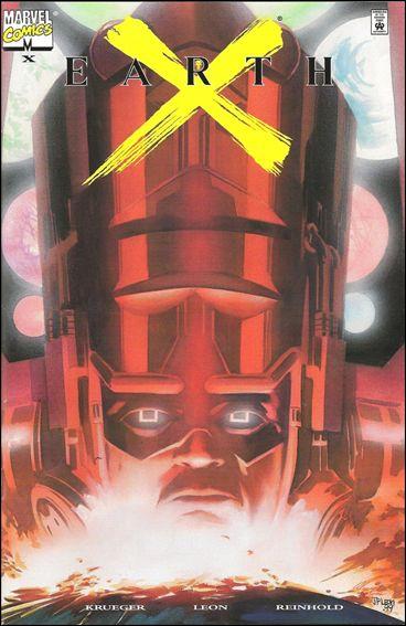 Earth X: X 1-B by Marvel