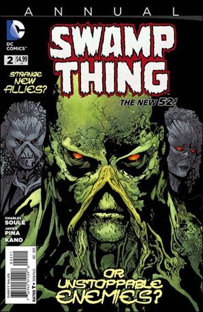 Swamp Thing Annual (2012) 2-A