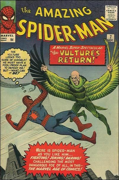 Amazing Spider-Man (1963) 7-B by Marvel