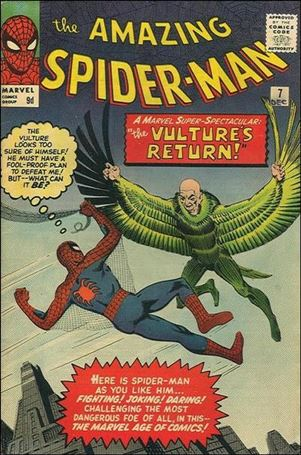 Amazing Spider-Man (1963) 7-B