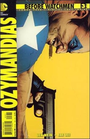 Before Watchmen: Ozymandias 3-B