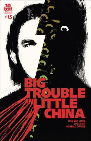 Big Trouble In Little China 15-A