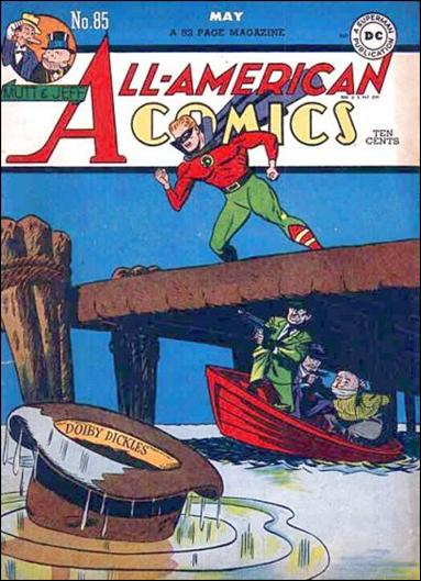 All-American Comics (1939) 85-A by DC