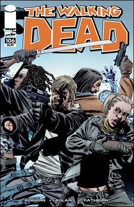 Walking Dead (2003) 106-B by Skybound Entertainment