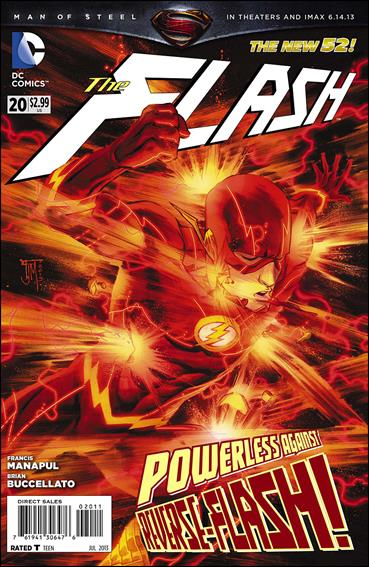 Flash (2011) 20-A by DC