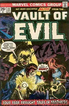 Vault of Evil 22-A