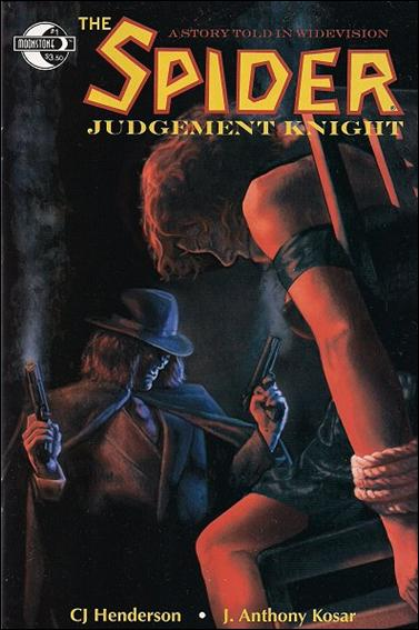 Spider: Judgement Knight 1-A by Moonstone