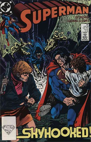 Superman (1987) 34-A by DC