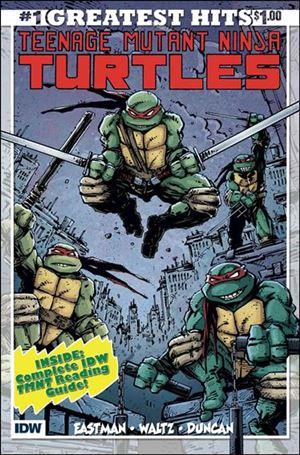 Teenage Mutant Ninja Turtles (2011) 1-R