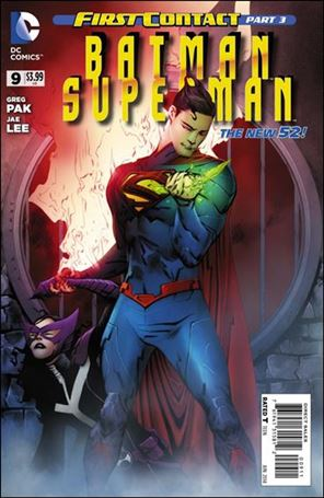 Batman/Superman 9-A