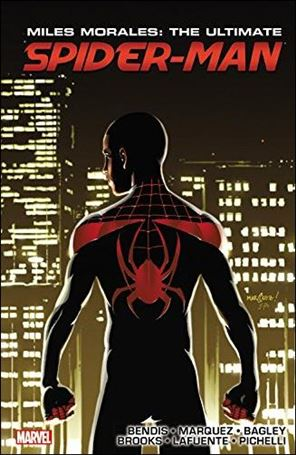 Miles Morales Ultimate Spider-Man Ultimate Collection 3-A