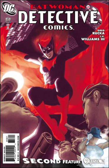 Detective Comics (1937) 858-B by DC