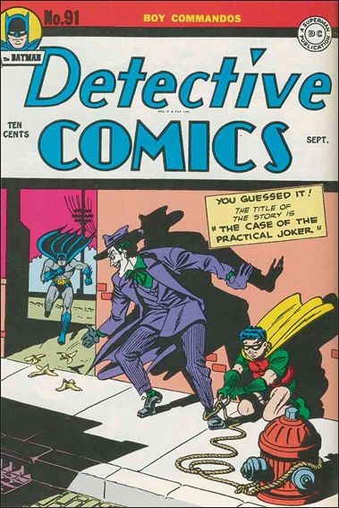 Detective Comics (1937) 91-A by DC