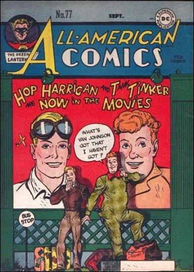 All-American Comics (1939) 77-A by DC