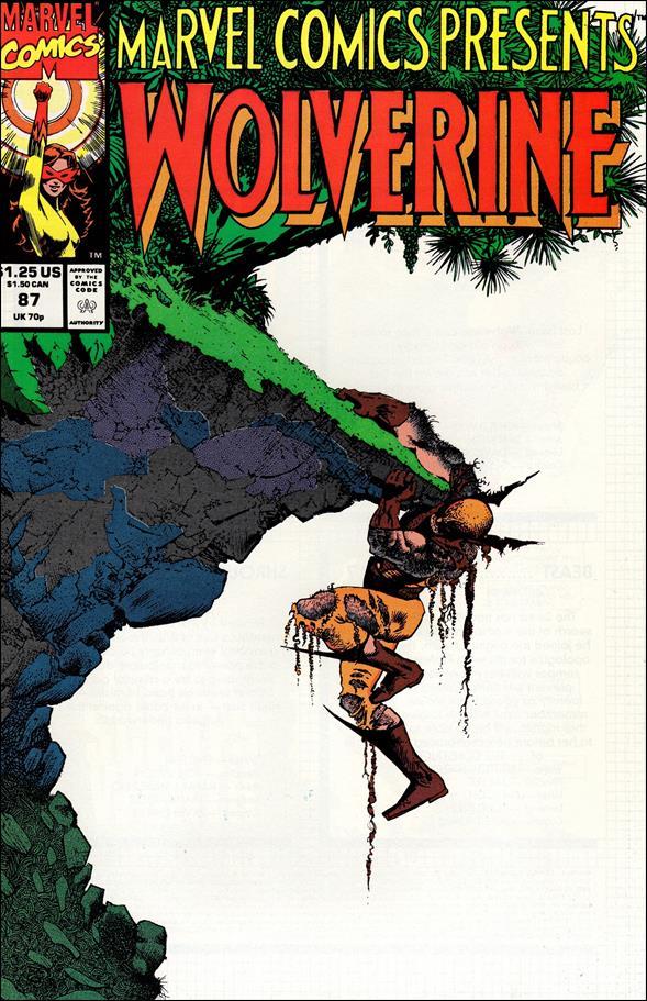 Marvel Comics Presents (1988) 87-A by Marvel