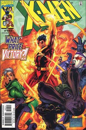 X-Men (1991) 102-A