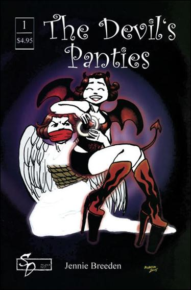 Devil's Panties 1-A by Silent Devil