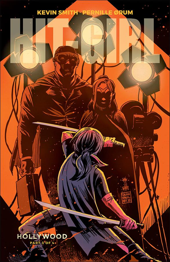 Hit-Girl Season Two 3-A by Image