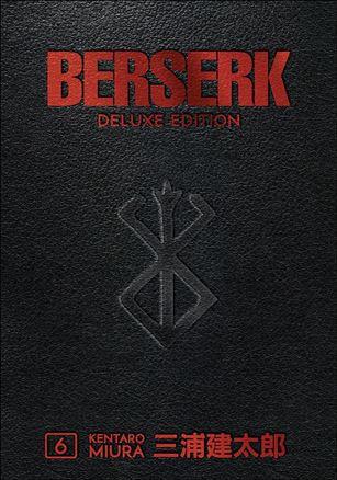 Berserk Deluxe Edition 6-A
