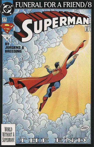 Superman (1987) 77-A by DC