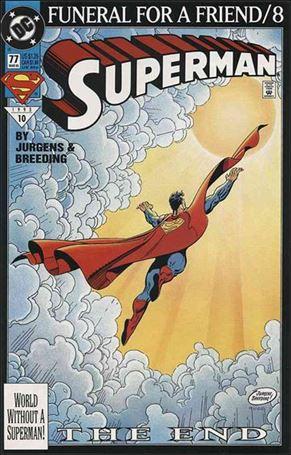 Superman (1987) 77-A