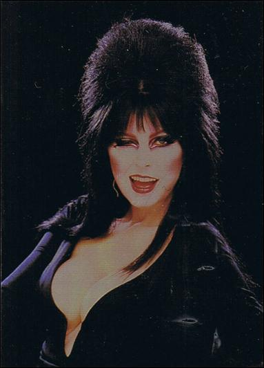 Elvira, Mistress of Omnichrome (Base Set) 2-A by Comic Images