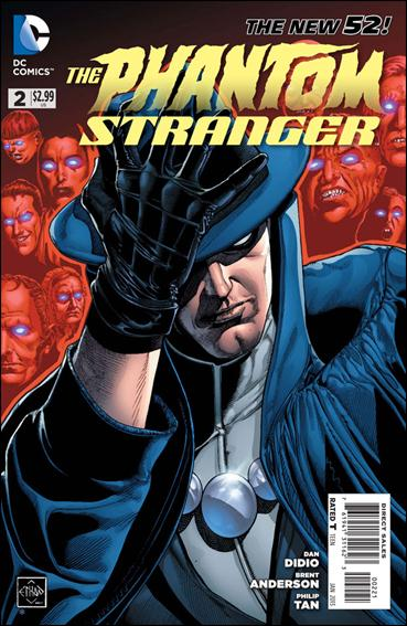 Phantom Stranger (2012) 2-B by DC
