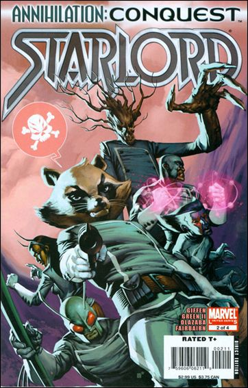 Annihilation: Conquest - Starlord 2-A by Marvel