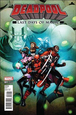 Deadpool: Last Days of Magic  1-B