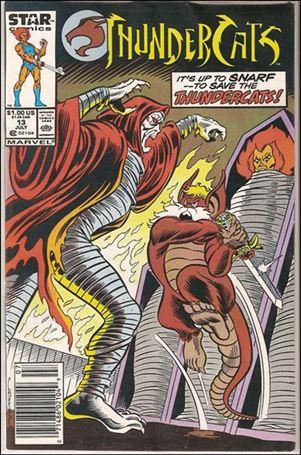 ThunderCats (1985) 13-A