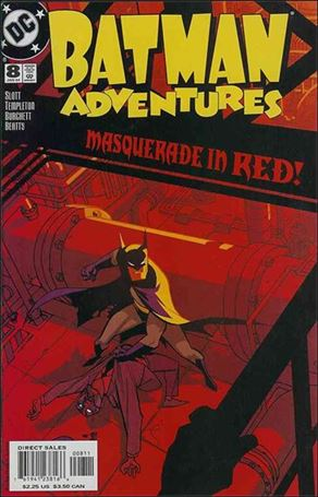 Batman Adventures (2003) 8-A