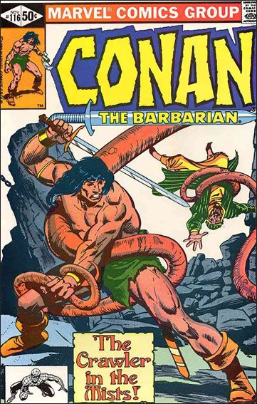 Conan the Barbarian (1970) 116-A by Marvel