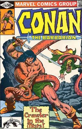 Conan the Barbarian (1970) 116-A