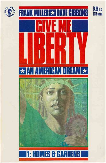 Give Me Liberty 1-A by Dark Horse