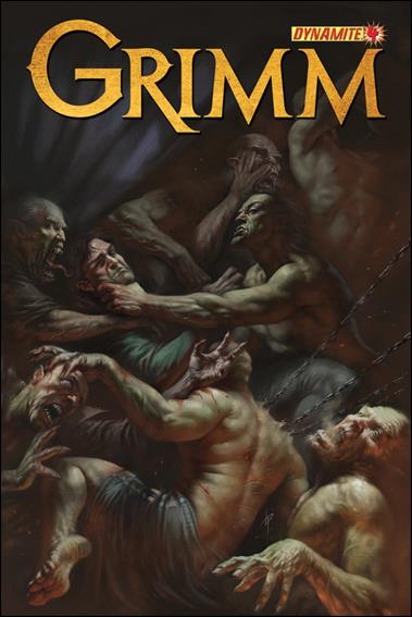 Grimm 4-A by Dynamite Entertainment