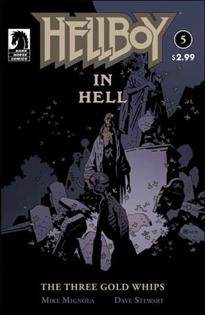 Hellboy in Hell 5-A