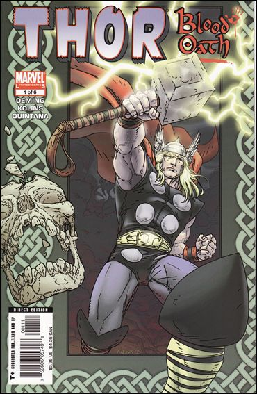 Thor: Blood Oath 1-A by Marvel
